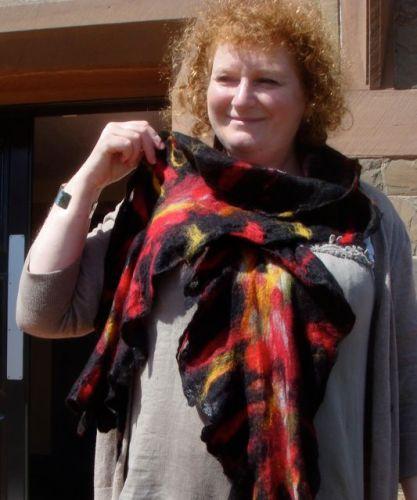 Liz Scarpa scarf